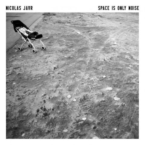 "Cover album ""Space is only noise"""