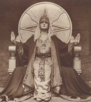 Mia May 1919  in Die Herrin der Welt